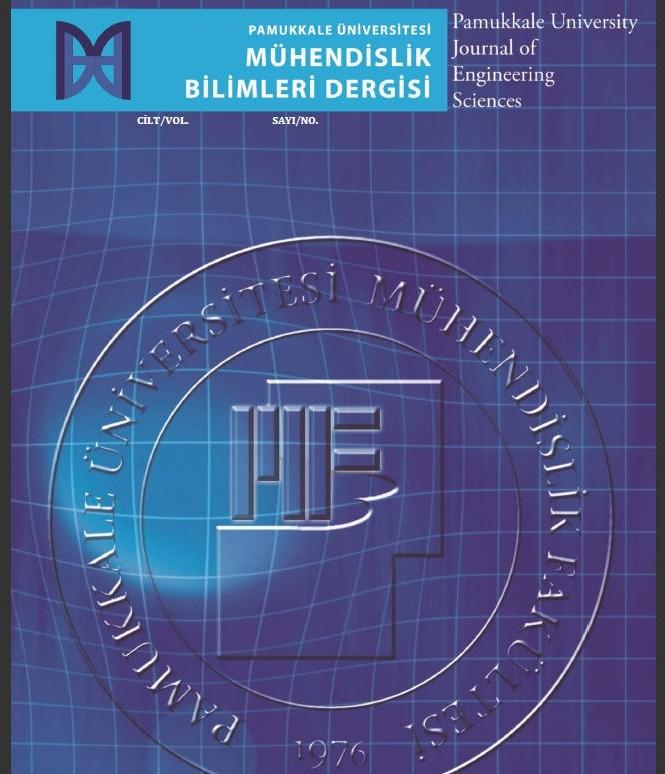Pamukkale Üniversitesi Mühendislik Bilimleri Dergisi