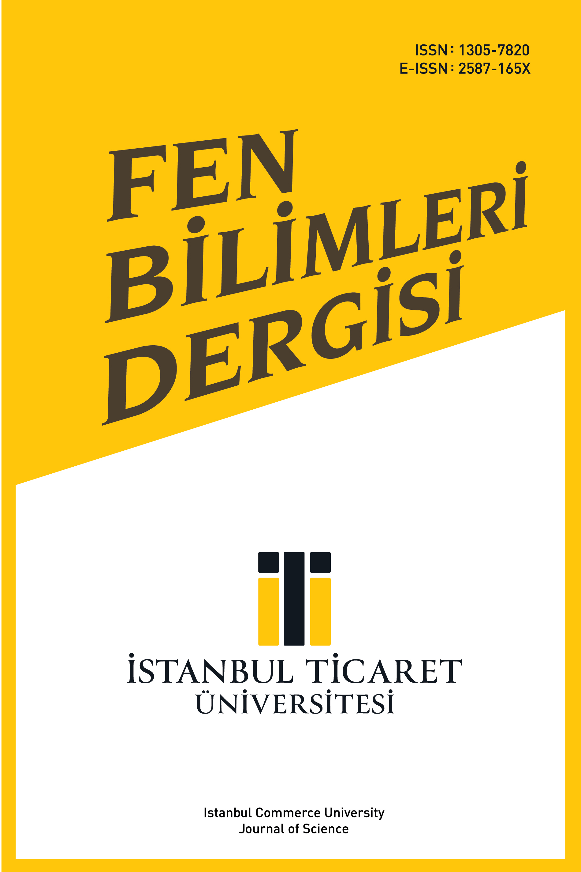 İstanbul Commerce University Journal of Science