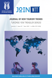 Journal of New Tourism Trends