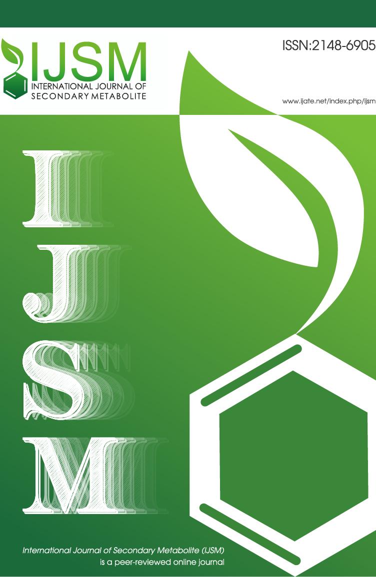 International Journal of Secondary Metabolite