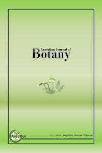 Anatolian Journal of Botany