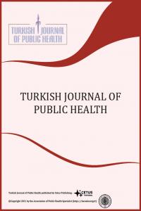 Türkiye Halk Sağlığı Dergisi