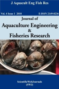 Journal of Aquaculture Engineering and Fisheries Research