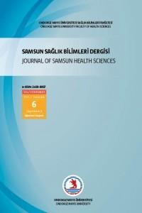 Samsun Sağlık Bilimleri Dergisi