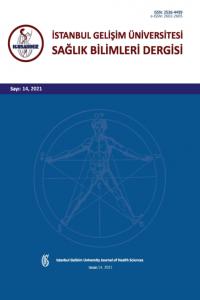 İstanbul Gelişim Üniversitesi Sağlık Bilimleri Dergisi
