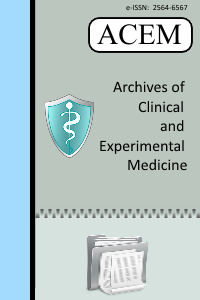 Archives of Clinical and Experimental Medicine