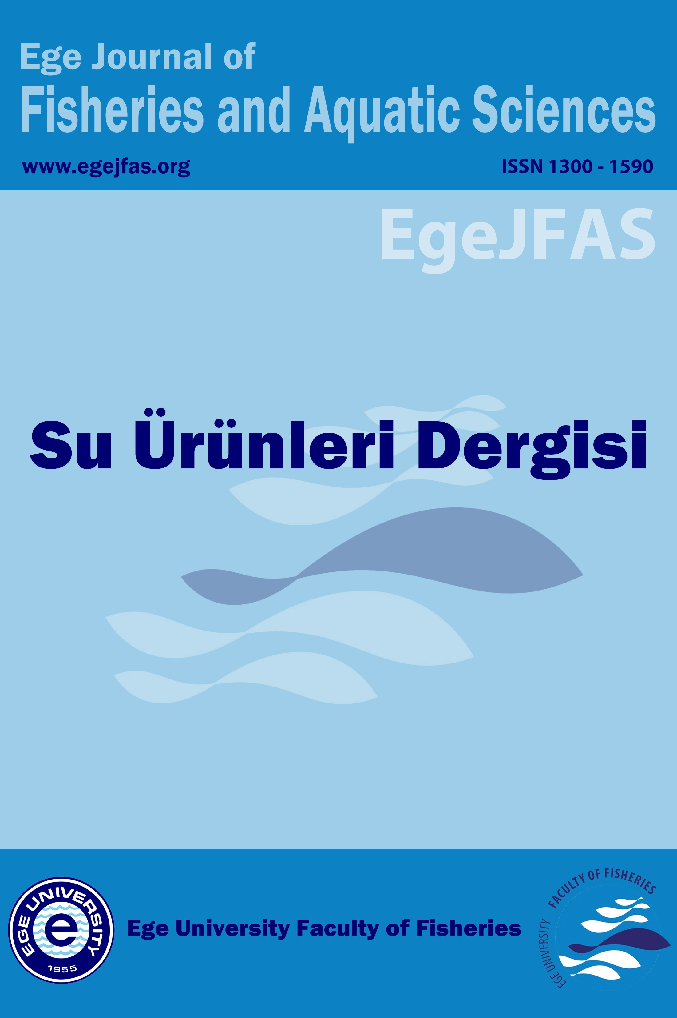Ege Journal of Fisheries and Aquatic Sciences