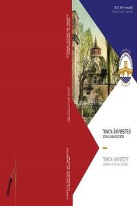 Trakya Üniversitesi Sosyal Bilimler Dergisi