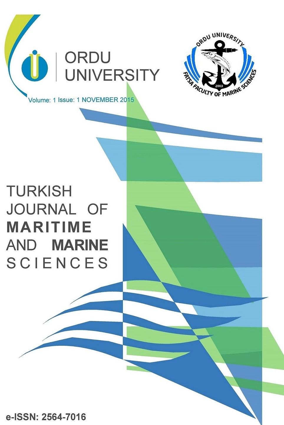 Türk Denizcilik ve Deniz Bilimleri Dergisi