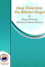 Sinop Üniversitesi Fen Bilimleri Dergisi