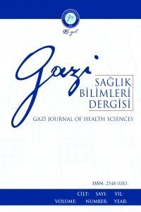 Gazi Sağlık Bilimleri Dergisi