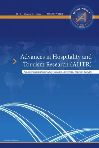 Advances in Hospitality and Tourism Research (AHTR)