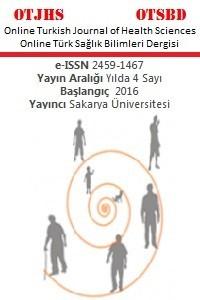 Online Turkish Journal of Health Sciences