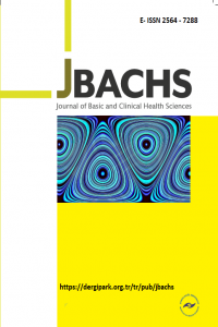 Journal of Basic and Clinical Health Sciences