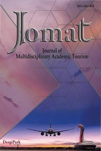 Journal of Multidisciplinary Academic Tourism